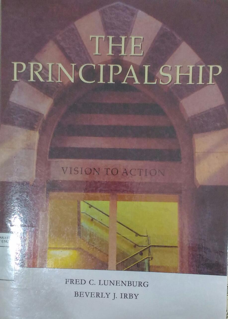 The principalship: vision to action